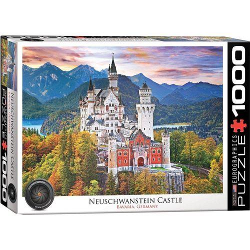 empireposter Puzzle »Schloß Neuschwanstein
