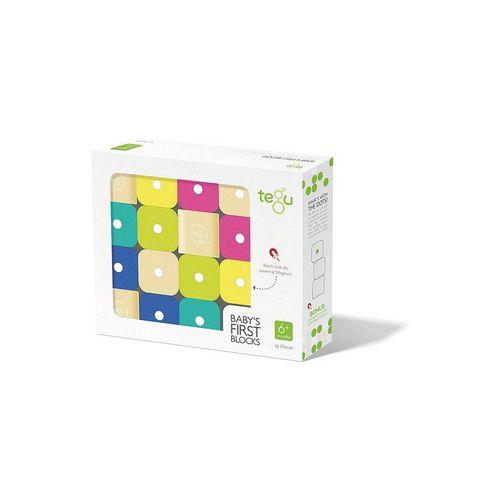 TEGU Spielbausteine »Baby Magnet-Holz-Bauklötze, 15 Teile«