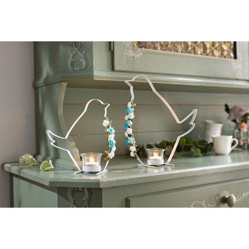 HomeLiving Kerzenhalter »Vogel