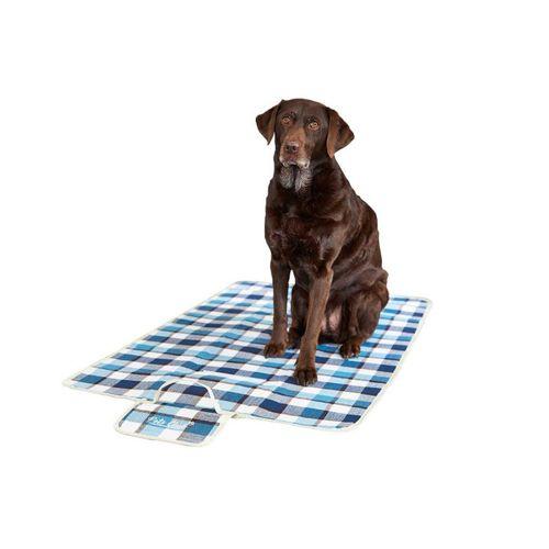 Pets Club Tierdecke »Hundedecke Schutzdecke Hund Auto Kofferraumdecke«, blau