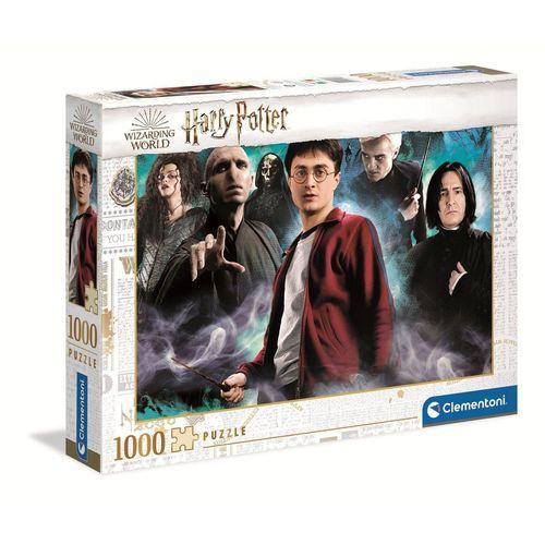 Clementoni® Puzzle »Clementoni 39586 Harry Potter 1000 Teile Puzzle«, 1000 Puzzleteile