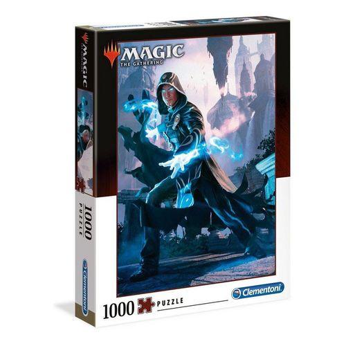 Clementoni® Puzzle »39562 Magic The Gathering Magie 1000 Teile Puzzle«, 1000 Puzzleteile