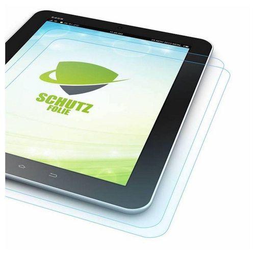 Wigento Tablet-Hülle »2x HD LCD Displayschutz für Apple iPad Air 2020 4. Gen 10.9 Zoll Schutz Folie + Poliertuch«