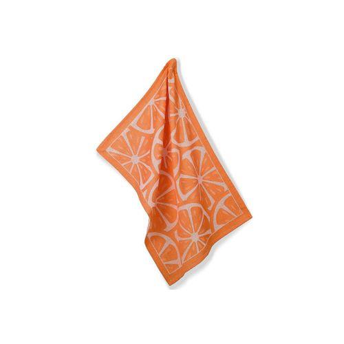 kela Geschirrtuch »Citrus«, orange