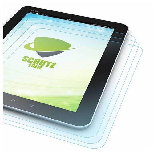 Wigento Tablet-Hülle »3x HD LCD Displayschutz für Apple iPad Air 2020 4. Gen 10.9 Zoll Schutz Folie + Poliertuch«