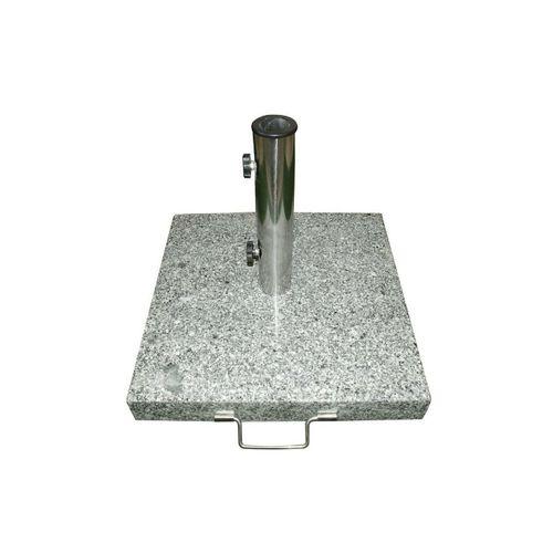VCM Betonschirmständer »Sonnenschirmständer 25kg Granit«