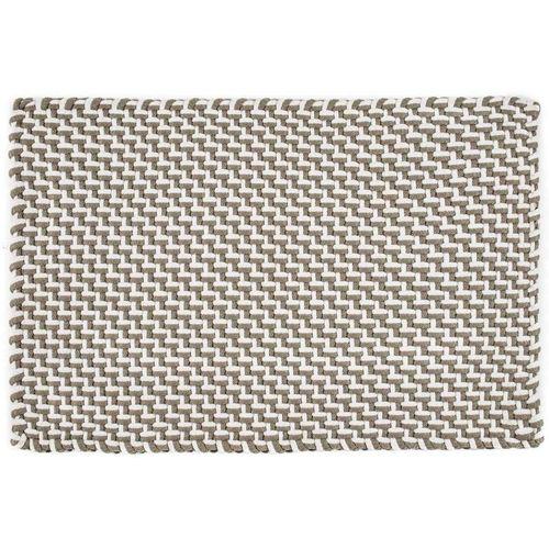 Teppich »Pad Outdoor Teppich POOL Sand / Weiß 140x200 cm«, PAD