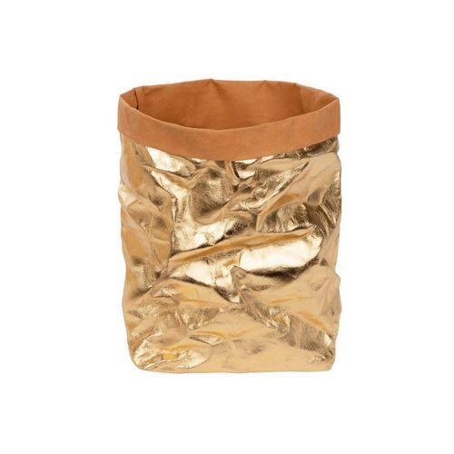 ONVAYA Aufbewahrungskorb »Aufbewahrungskorb Gold