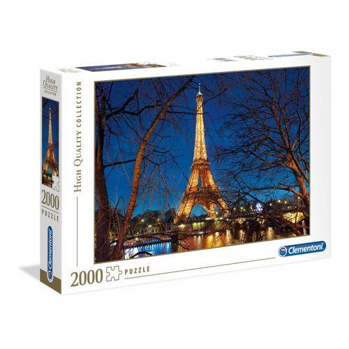 Clementoni® Puzzle »Clementoni 32554 Paris 2000 Teile Puzzle«, Puzzleteile