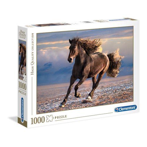 Clementoni® Puzzle »Clementoni 39420 Free Horse 1000 Teile Puzzle«, Puzzleteile