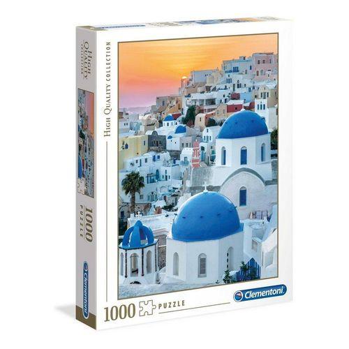 Clementoni® Puzzle »Clementoni 39480 Santorini 1000 Teile Puzzle«, Puzzleteile