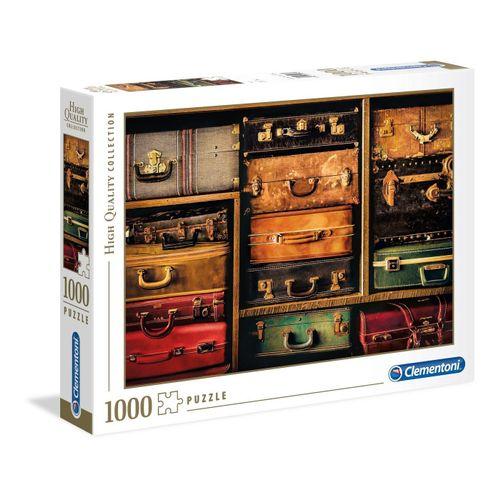 Clementoni® Puzzle »Clementoni 39423 Travel 1000 Teile Puzzle«, Puzzleteile