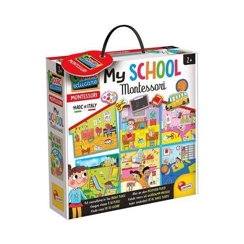 Lisciani Lernspielzeug »Montessori