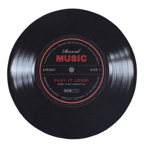 Teppich »Record Music - Runder-Teppich 100 cm