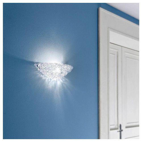 click-licht Wandleuchte »Wandleuchten Artic_W E27 aus Kristallglas