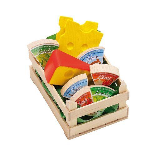 Erzi® Spiellebensmittel »Spiellebensmittel Sortiment Käse«