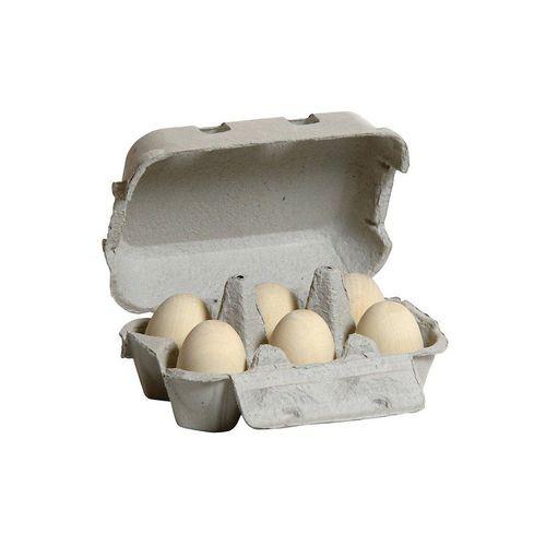Erzi® Spiellebensmittel »Spiellebensmittel Eier, weiß (6 Stück im«