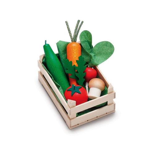 Erzi® Spiellebensmittel »Spiellebensmittel Gemüse in der Stiege«
