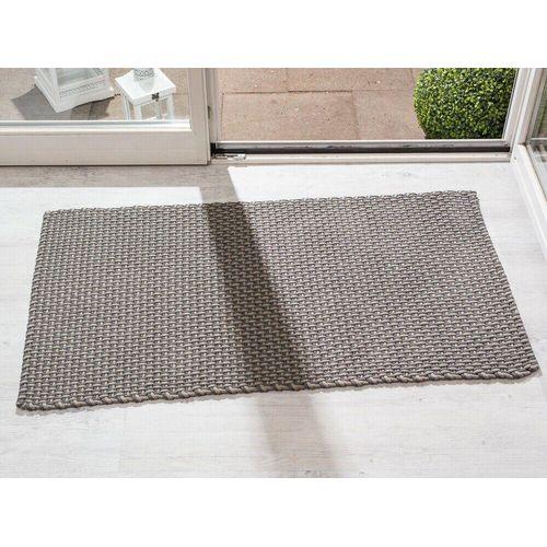 Teppich »Pad Outdoor Teppich POOL grau / beige 72x132 cm«, PAD