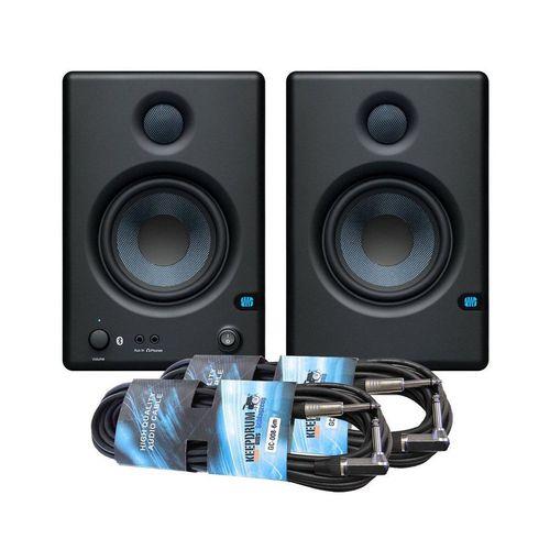 Presonus Presonus Eris E4.5 BT Bluetooth Boxen + Kabel Bluetooth-Lautsprecher