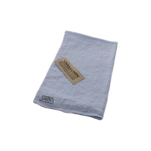 Lovely Linen Handtuch »Geschirrhandtuch aus Leinen 45 x 70 cm«, blau