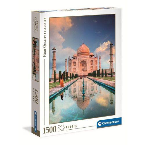 Clementoni® Puzzle »Clementoni 31818 Taj Mahal 1500 Teile Puzzle«, Puzzleteile
