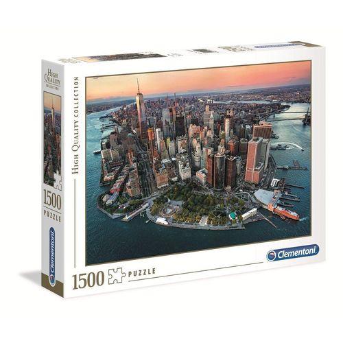 Clementoni® Puzzle »Clementoni 31810 New York 1500 Teile Puzzle«, 1500 Puzzleteile