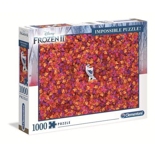 Clementoni® Puzzle »39526 Disney Frozen 2 Impossible 1000 Teile Puzzle