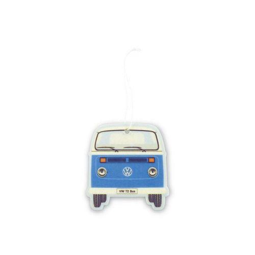 VW Collection by BRISA Autopflege-Set VW Bus T2, Zubehör für Auto, blau