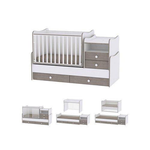 Lorelli Komplettbett »Baby- und Kinderbett Combo