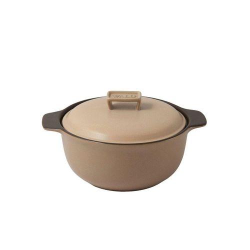 WALD Kochtopf »Keramik-Kochtopf mittelgroß