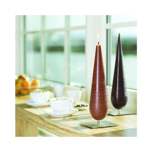 Amabiente Kerzenhalter »CALLA Kerzenständer TE1 Edelstahl matt«