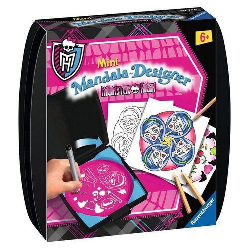 Ravensburger Spiel, »Ravensburger 29746 Monster High Mini Mandala«