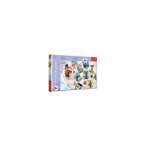 Trefl Puzzle »Puzzle Holiday Pictures