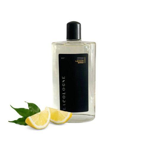 cofi1453 Eau de Cologne »200ml Lemon Limited Edition Eau De Cologne Alkohol Denat, Aqua, Parfüm Erfrischungsduft Zitronenwind«
