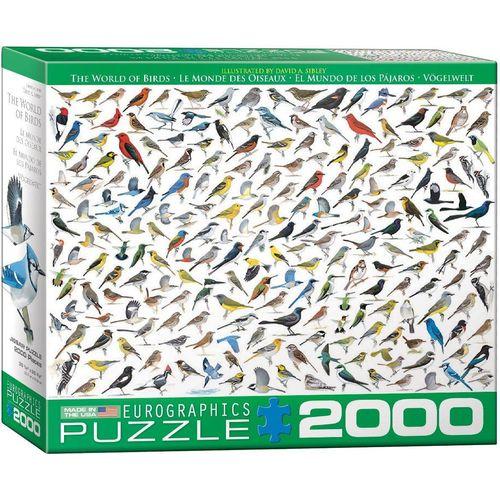 EUROGRAPHICS Puzzle »Puzzles 2000 Teile 8220-0821«, Puzzleteile, bunt