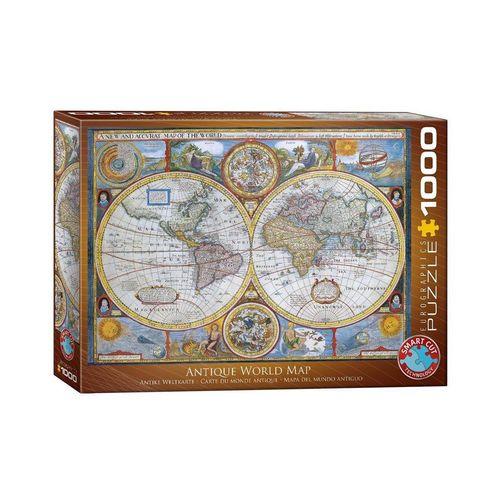 EUROGRAPHICS Puzzle »Puzzles 501 bis 1000 Teile 6000-2006«, Puzzleteile