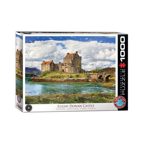 EUROGRAPHICS Puzzle »Donan Burg in Schottland 1000 Teile Puzzle«, Puzzleteile
