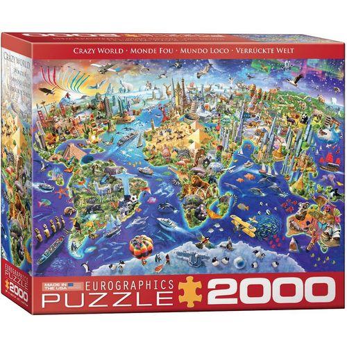 EUROGRAPHICS Puzzle »Puzzles 2000 Teile 8220-5343
