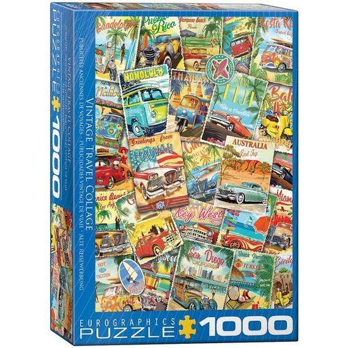 EUROGRAPHICS Puzzle »Puzzles 501 bis 1000 Teile 6000-5628«, Puzzleteile