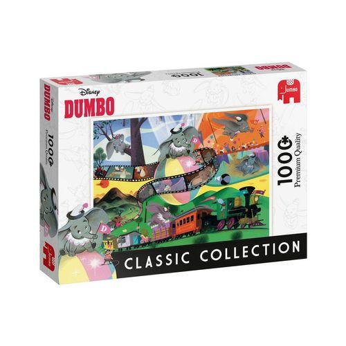 Jumbo Spiele Puzzle »Jumbo 18824 Dumbo 1000 Teile Puzzle«, 1000 Puzzleteile