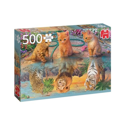 Jumbo Spiele Puzzle »Puzzles bis 500 Teile JUMBO-18850«, Puzzleteile