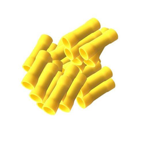 Verbinder »50 x ARLI Stossverbinder isoliert gelb 4 - 6 mm²«, ARLI