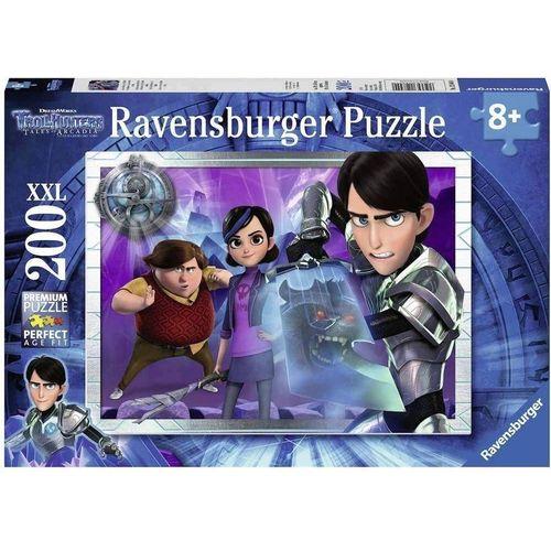 Ravensburger Puzzle »Ravensburger 12844 -Jim im Reich der Trolle, 200 Teile Puzzle«, Puzzleteile