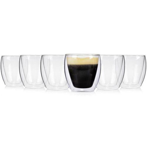SÄNGER Gläser-Set »Café«, Glas