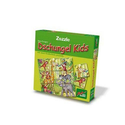 Zoch Spiel, »Kinderspiele