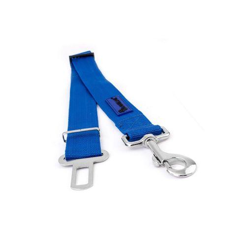 Lantelme Hunde-Geschirr »Hundeleine Sicherheitsgurt PKW«, 4,5cm Breit 60 bis 95cm Lang, blau