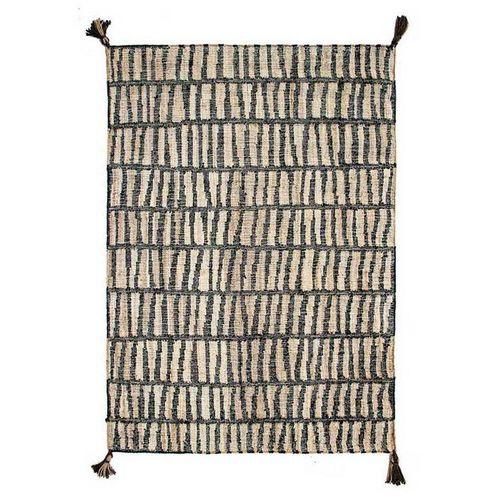 Teppich »Malou - Juteteppich / Wendeteppich, handgewebt«, Fable & Loom, rechteckig, Höhe 10 mm, handgewebter Juteteppich