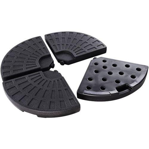 COSTWAY Schirmständer »Sonneschirmständer«