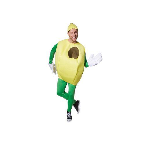 tectake Lebensmittel-Kostüm »Kostüm Zitrone«